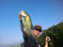 たかさんの『Enjoy!!BassLife☆』-110828_080955.jpg